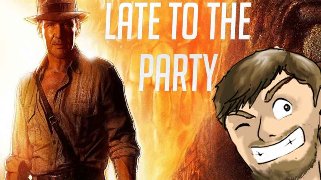late to the party podcast