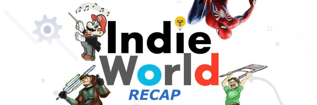 Indie World Podcast REview