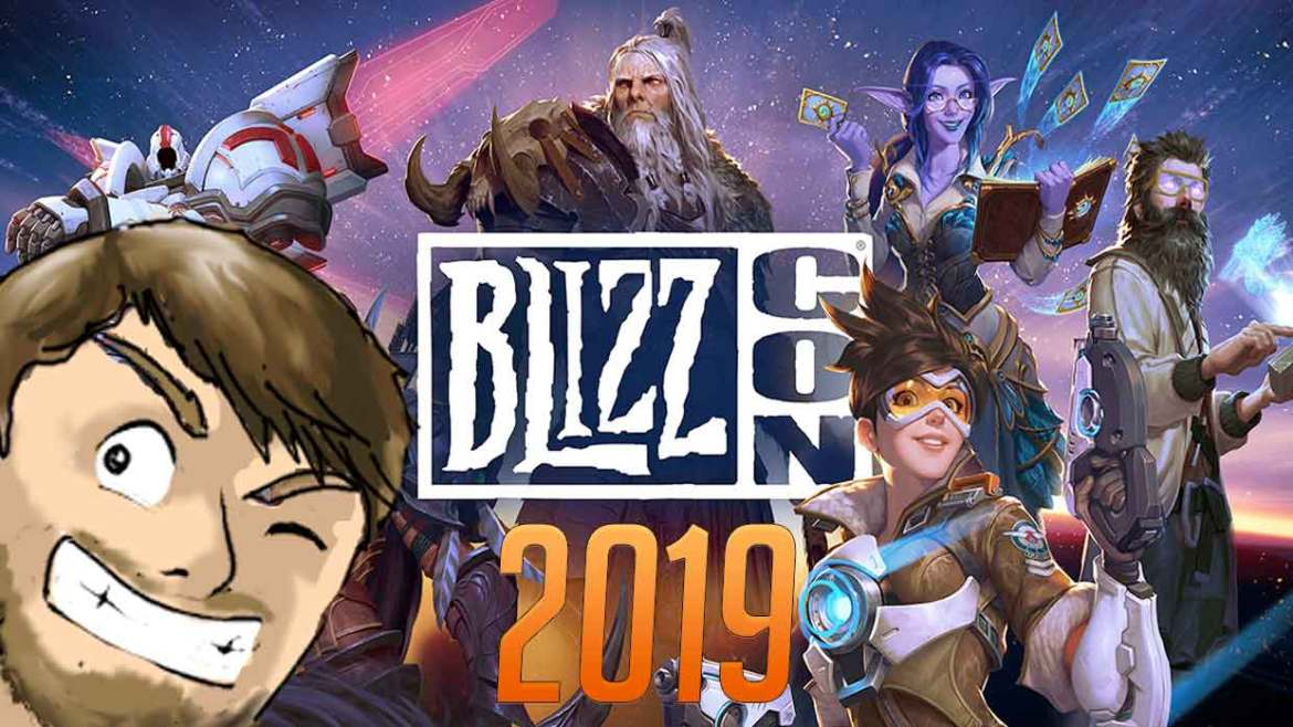 NEH Podcast: Blizzcon 2019