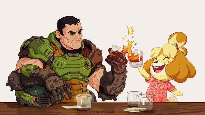 Weekly Wrapup – Please Save Us Isabelle and Doomguy Edition
