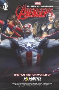 003 Avengers Annual #1