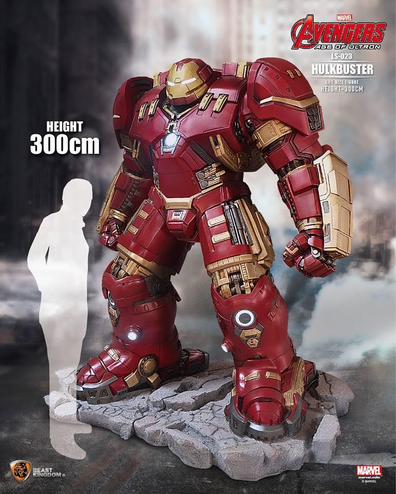 beast-kingdom-hulkbuster-life-size-statue-001