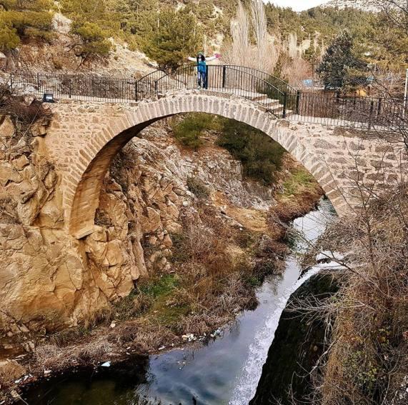 Clandıras Köprüsü