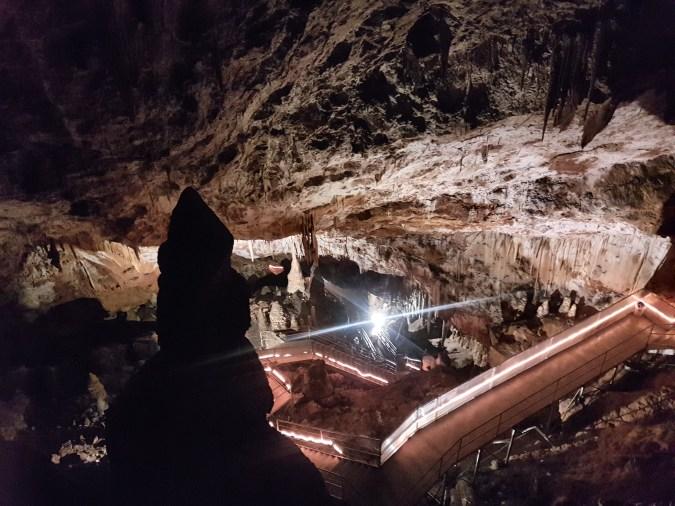 Oylat Mağarası 2ci galeri