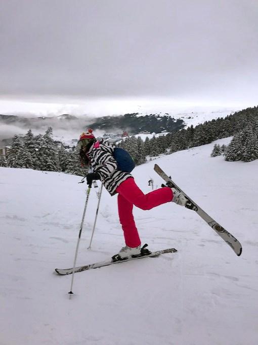 Uludağ kayak