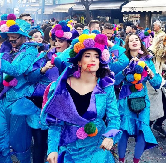 İskeçe Karnavalı, Yunanistan