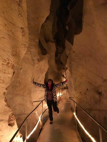 Oylat Mağarası 1ci galeri