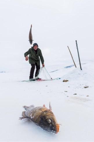 Çıldır Balıkçıları