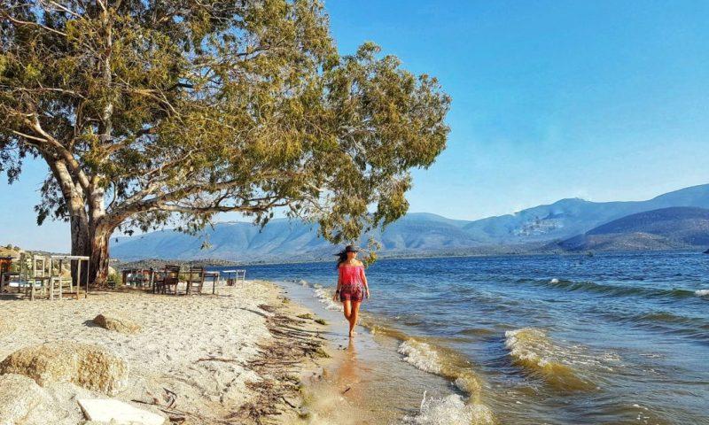 Bafa Gölü ve Kapıkırı Köyü Heraklia Antik Şehri