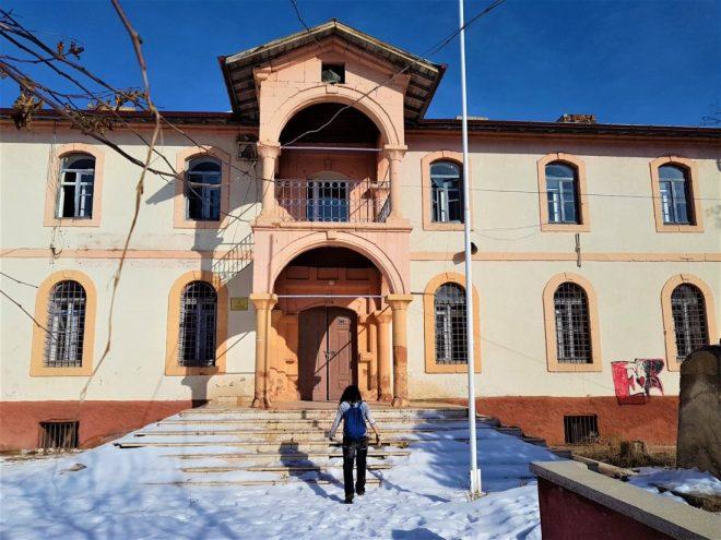 Kırıkkale, Kütüphane