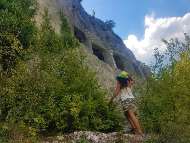 Durağan Terelek Kayası Kaya Mezarı