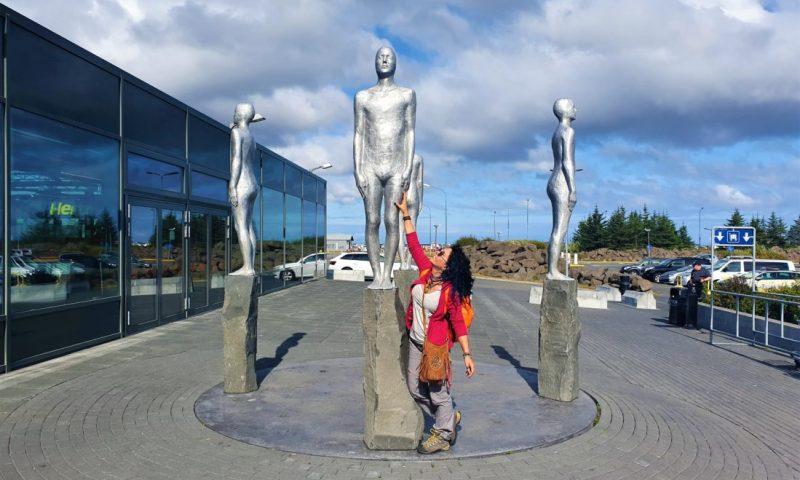 Keflavik Havaalanı, İzlanda'nın Kapısı