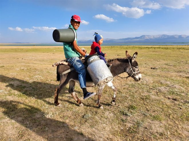Kırgızistan Hakkında Kısa Bilgiler