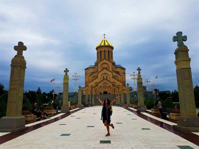 Tiflis Görülecek Yerler