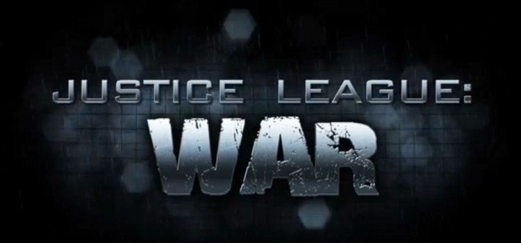 Justice League War – Impressioni formato supposta