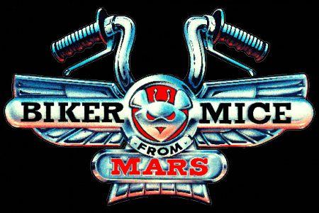 Le oscure trame: I Biker Mice da Marte