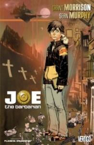 Joe the Barbarian - Planeta