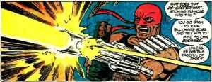 L'America degli anni '80 è molto pericolosa, se a piede libero ci sono Rambo mancati come Bloodsport.