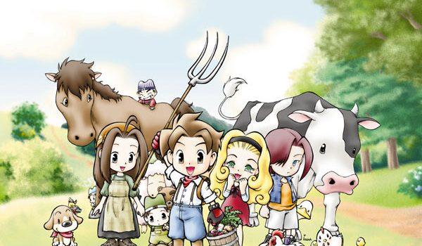 Venerdì retro: Harvest Moon