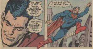 Con gli Stati Uniti in crisi, può Superman mantenere ogni sua certezza?