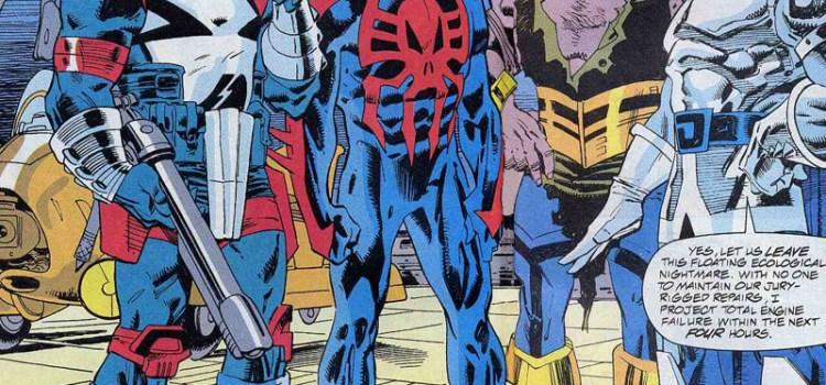 Historia non facit saltus: Marvel 2099