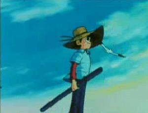 Caro Rufy, io il cappello di paglia ce l'ho da prima che diventasse mainstream
