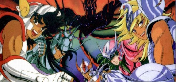 Le Oscure Trame: i cavalieri dello zodiaco (Saint Seiya)   – parte 1