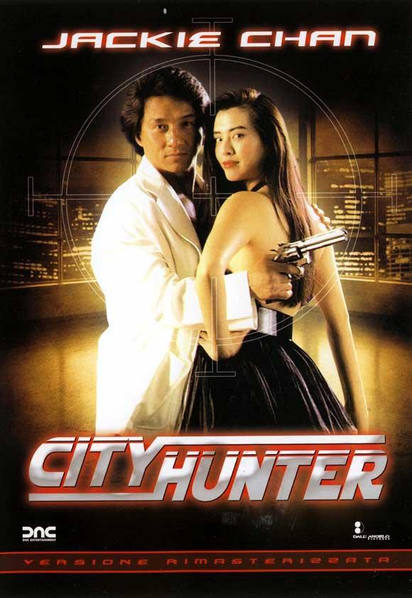 City Hunter il film - la recensione
