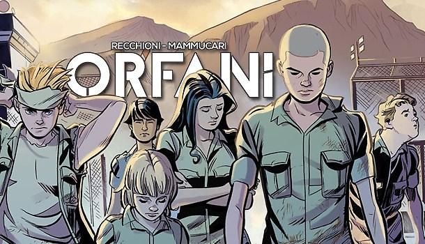 """++Breaking News++ La Serie TV di """"Orfani"""" a dicembre su RAI4!!!"""