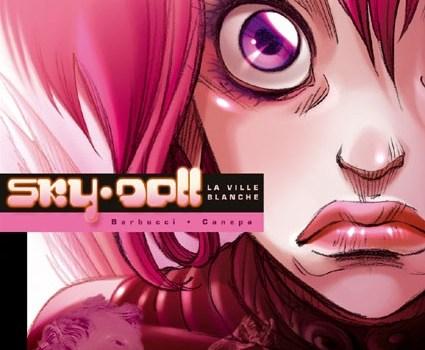 Sky Doll copertina