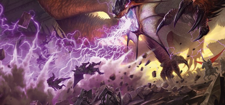 "L'arte di ""Dragons of Tarkir"""