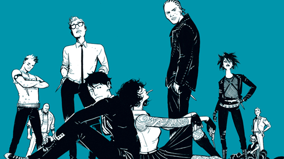 Deadly Class – Welcome in the Eighties!