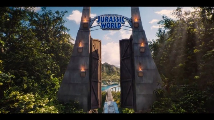 Jurassic World Foor