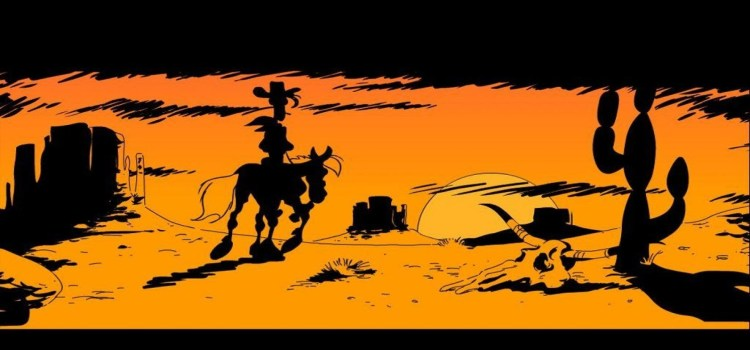 Lucky Luke: risate e revolver