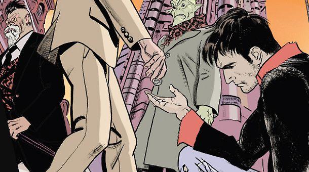 Dialogo sul presente (e futuro) di Dylan Dog: il nuovo corso