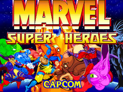 Venerdi retrò – Marvel Super Heroes
