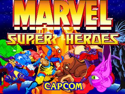 Venerdi retrò – Marvel Super Heroes