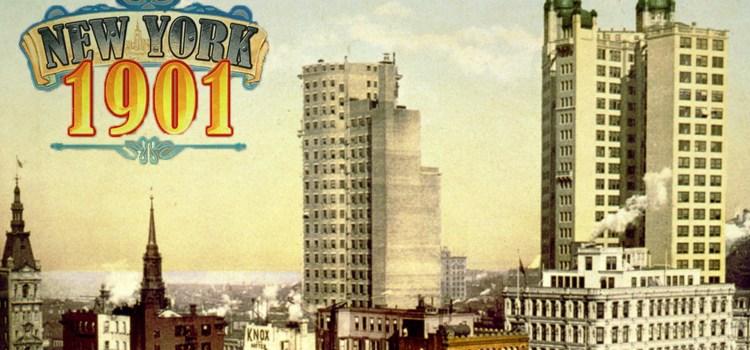 A che si gioca? New York 1901
