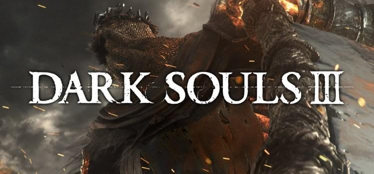 Dark Souls III – La Recensione