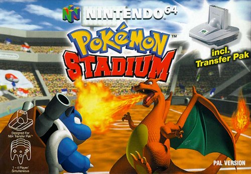 Venerdi retro – Pokémon Stadium