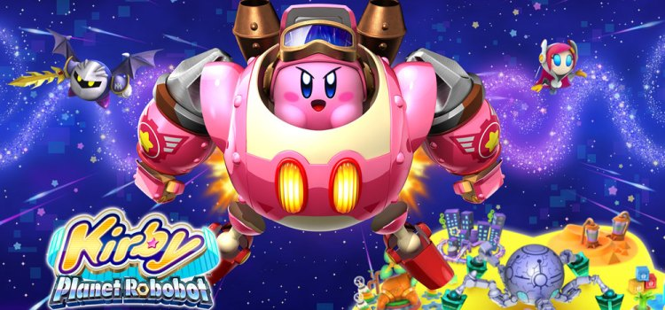 Kirby Planet Robobot- Recensione
