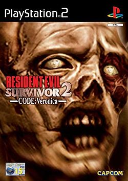 RE Survivor 2 cover