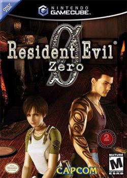 resident evil 0 cover