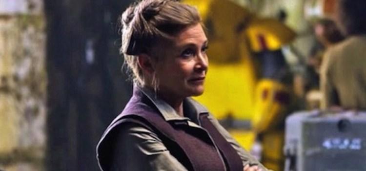 Principessa Leia - Carrie Fisher