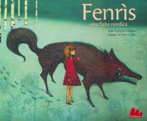 Fenrìs Gallucci copertina
