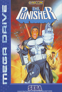The Punisher copertina