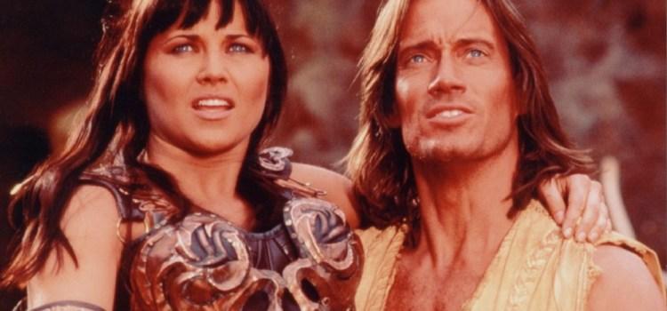 Il tempo dei miti e delle leggende – Arriva Xena!