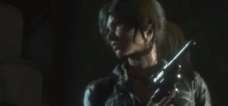Lara Croft - Rise of tomb raider