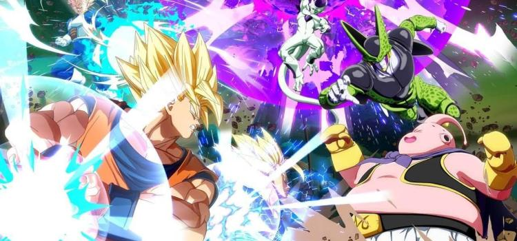 Dragon Ball FighterZ – Il racconto di una sera fra amici