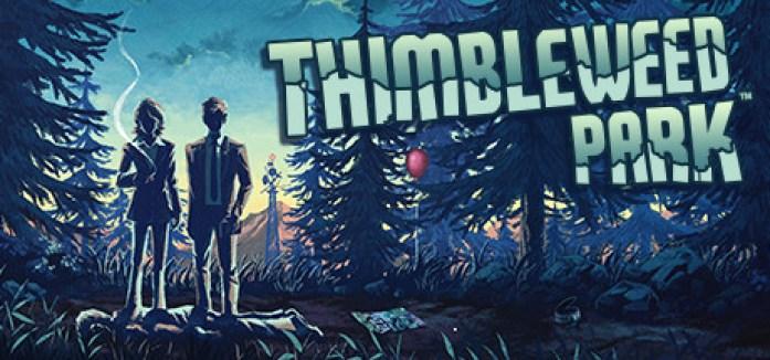 Thimbleweed Park header